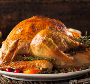 Turkey Recipe Targeting