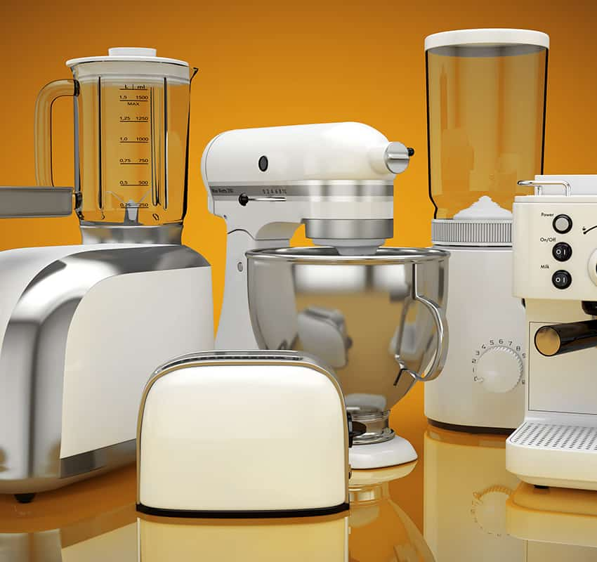 Kitchen Appliances Targeting