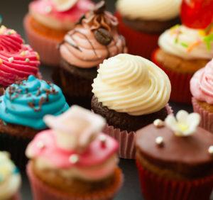 Cupcake Recipe Targeting