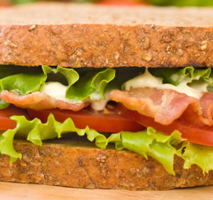 Sandwich Recipe Targeting