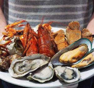 Seafood Recipe Targeting